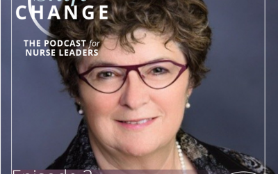 The Importance of Courage and Exploration for Nurse Leaders with Dennie Hycha