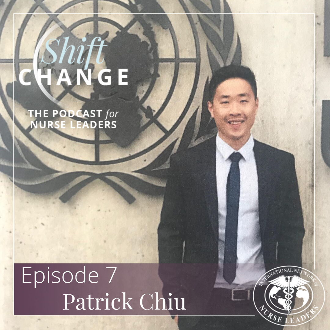 Patrick Chiu Shift Change Podcast