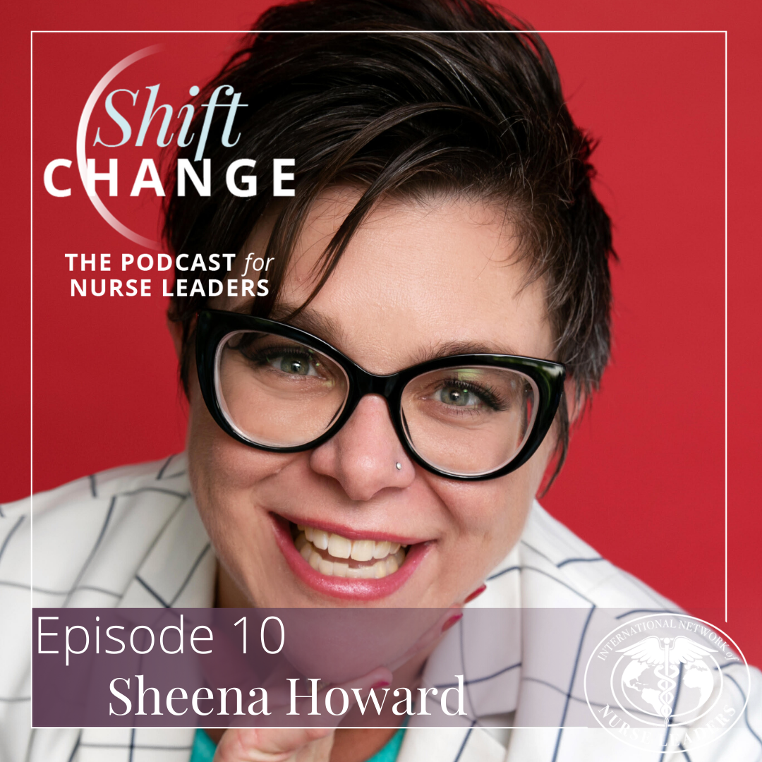 Love Led Leadership with Sheena Howard