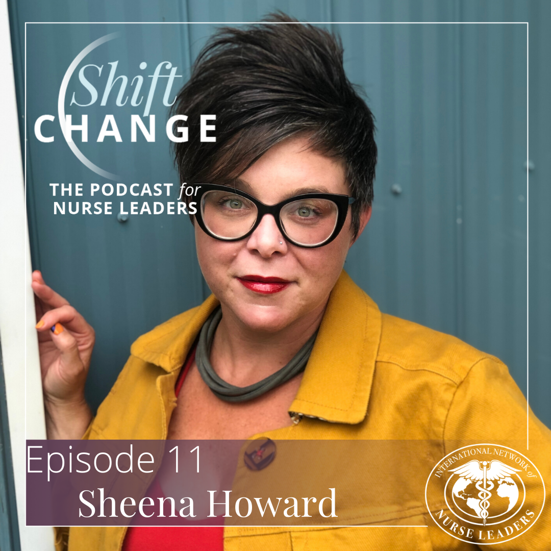 Applying Love Led Leadership In The Workplace with Sheena Howard (Part 2)