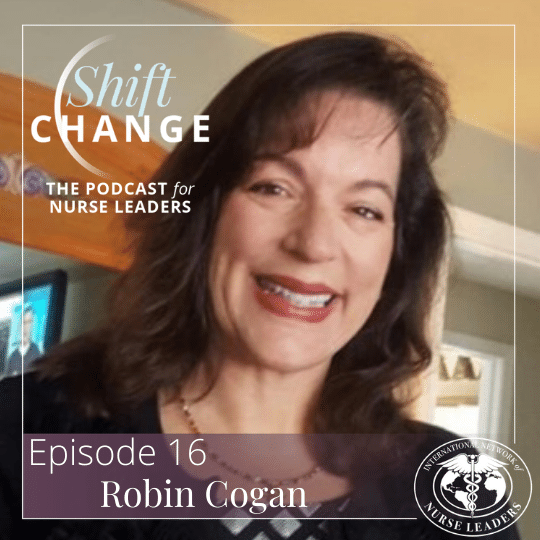 Robin Cogan Nurse Interview